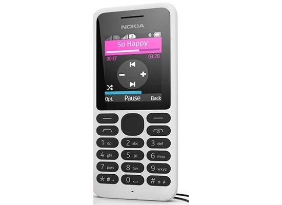 Nokia 130 Dual SIM, grau