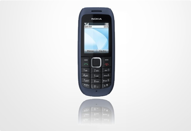 Nokia 1616 dark-blue