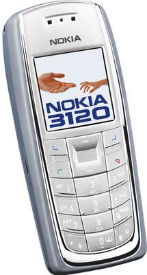 Nokia 3120 blau