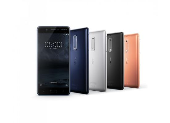 Nokia 5 - copper