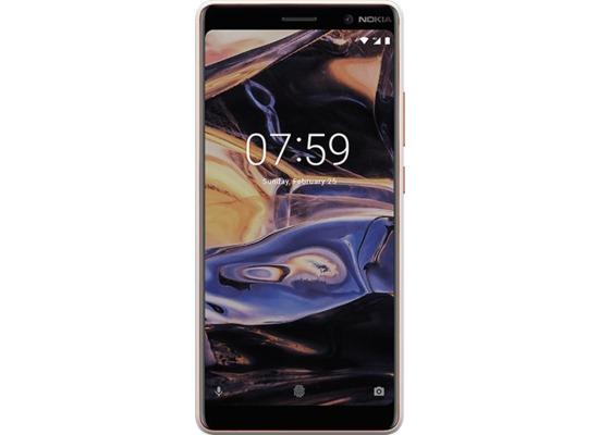 Nokia 7 Plus, Dual SIM, White