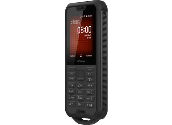 Nokia 800 Tough (schwarz)