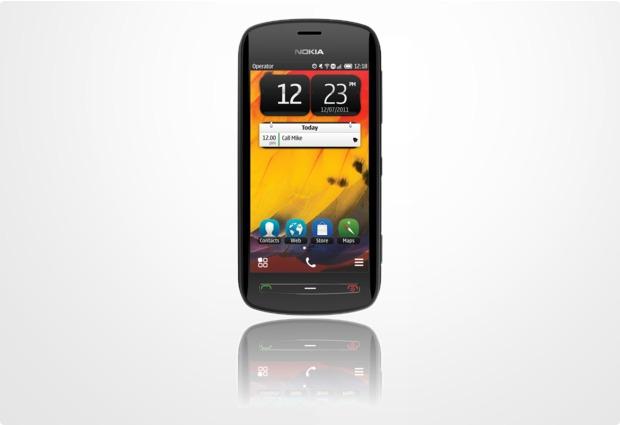 Nokia 808 PureView, schwarz