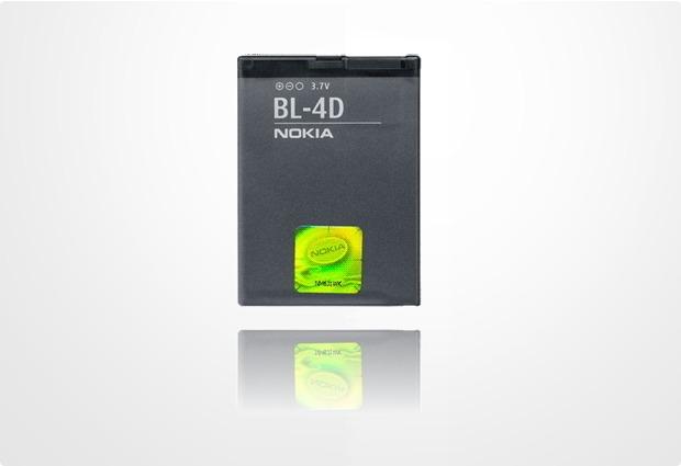 Akkus, Powerbanks - Nokia Akku BL 4D 1200 mAh fuer Nokia 808 PureView, E5, E7 Communicator, N8, N97 mini  - Onlineshop Telefon.de