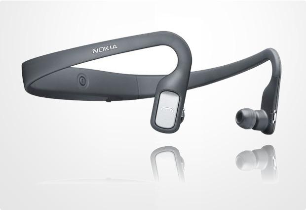 nokia bluetooth stereo headset bh 505 schwarz bei telefon. Black Bedroom Furniture Sets. Home Design Ideas