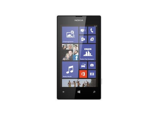 Nokia Lumia 520, weiß