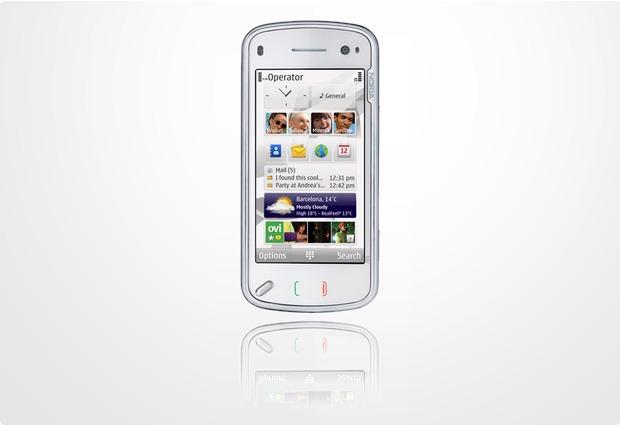 Nokia N97 weiss