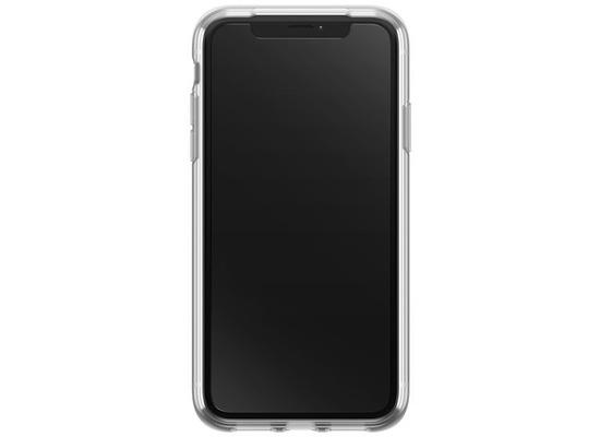 OtterBox Backcase Thermoplastisches Polyurethan (TPU) klar mit Alpha Glas Displayschutz - für Apple iPhone XR