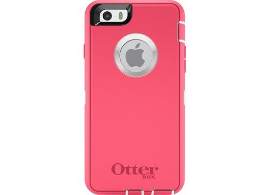 OtterBox Defender für iPhone 6, neon rose