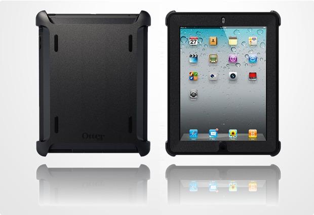OtterBox DEFENDER für Apple iPad 2/3/4 - schwarz
