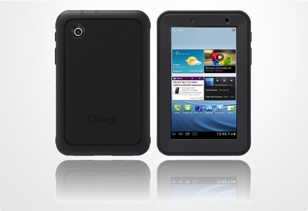OtterBox Defender für Samsung Galaxy Tab2 7.0, schwarz