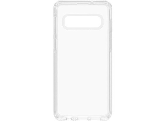 OtterBox Symmetry Case, Samsung Galaxy S10, transparent