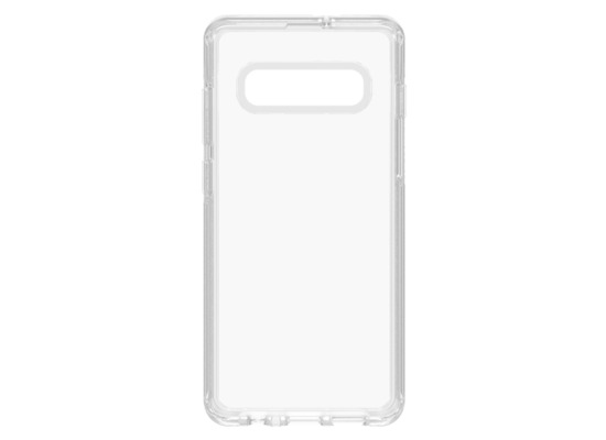 OtterBox Symmetry Case, Samsung Galaxy S10+, transparent