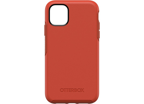 OtterBox Symmetry Apple iPhone 11 Risk Tiger orange