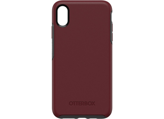 OtterBox Symmetry Case Apple iPhone XS Max fine port