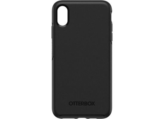 OtterBox Symmetry Case Apple iPhone XS Max schwarz