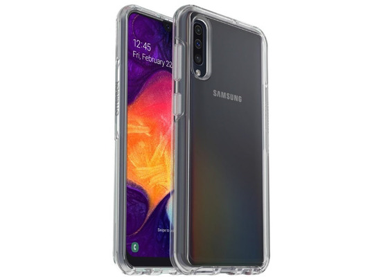 OtterBox Symmetry Clear Samsung Galaxy A50 transparent