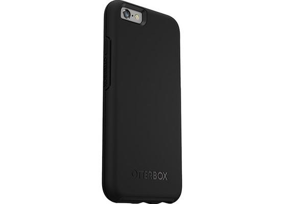 OtterBox Symmetry, Apple iPhone 6/6s, Black