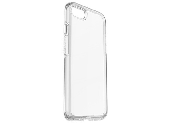 OtterBox Symmetry Series Clear Case, Apple iPhone 7 / iPhone 8, transparent