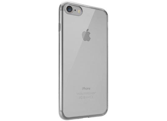Ozaki O!Coat Crystal+ Case - Apple iPhone 7 / iPhone 8 / iPhone SE 2020 - transparent/ schwarz