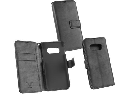OZBO PU Tasche Diary Business schwarz komp. mit Samsung Galaxy S10e