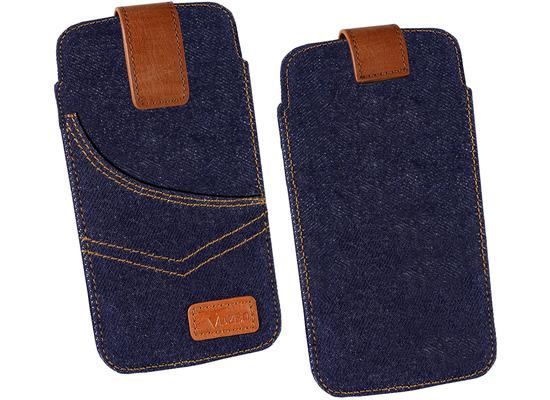 OZBO Tasche Jeans Lift 2XL blau 142x72x10mm (4.7 Zoll)