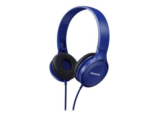 Panasonic DJ-Street Kopfhörer, blau