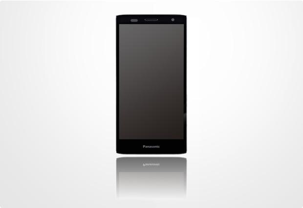 Panasonic ELUGA power, schwarz