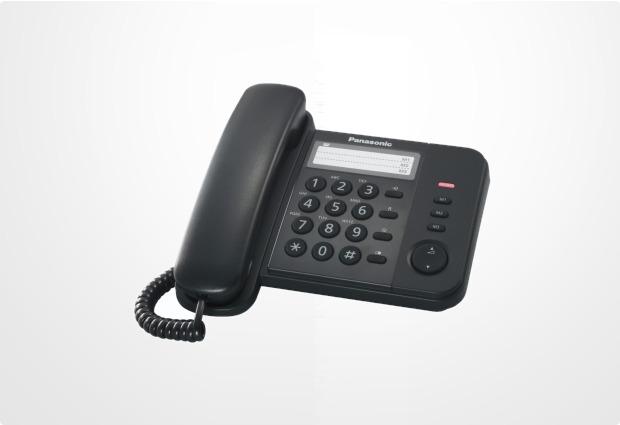 Panasonic KX-TS520GB schwarz