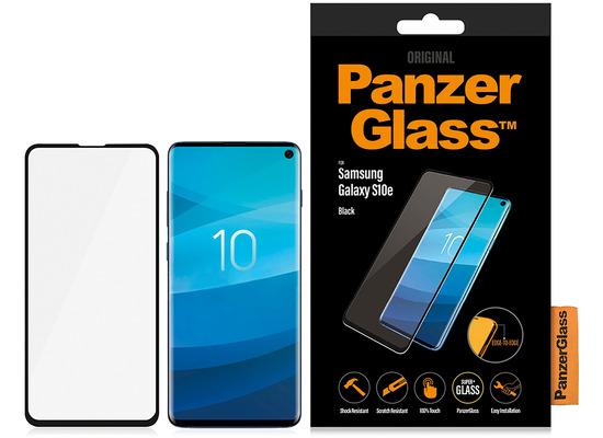 PanzerGlass Edge-to-Edge for Galaxy S10e black