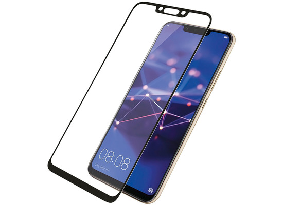 PanzerGlass Edge to Edge for Mate 20 lite black