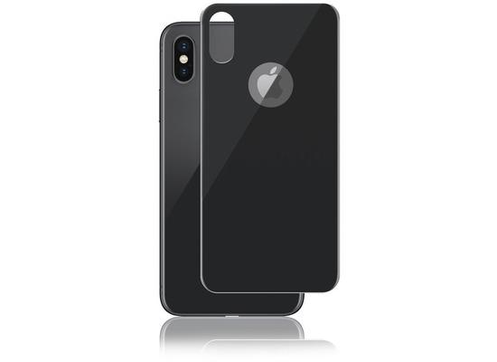 PanzerGlass Full-Fit 3D Silicate Glass Rückseitenschutz  Apple iPhone 11 Pro / XS / X  space grey