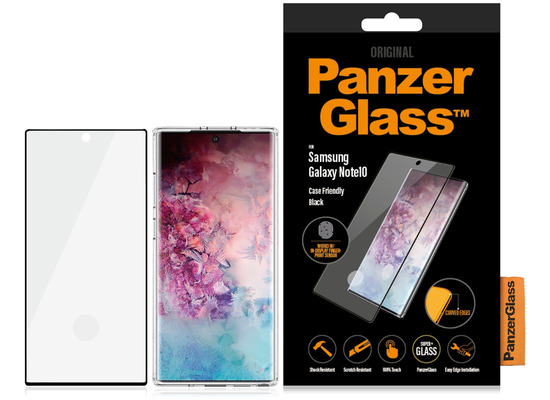 PanzerGlass PanzerGlass Case Friendly for Galaxy Note 10 (6,3) black