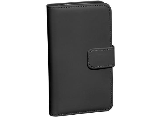Pedea Book Classic für Apple iPhone 8 / iPhone 7, schwarz