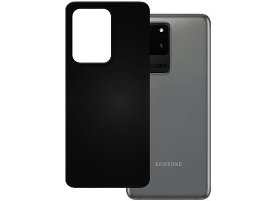 Pedea Soft TPU Case für Samsung Galaxy S20 Ultra, schwarz