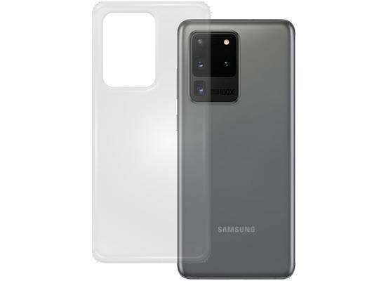 Pedea Soft TPU Case für Samsung Galaxy S20 Ultra, transparent