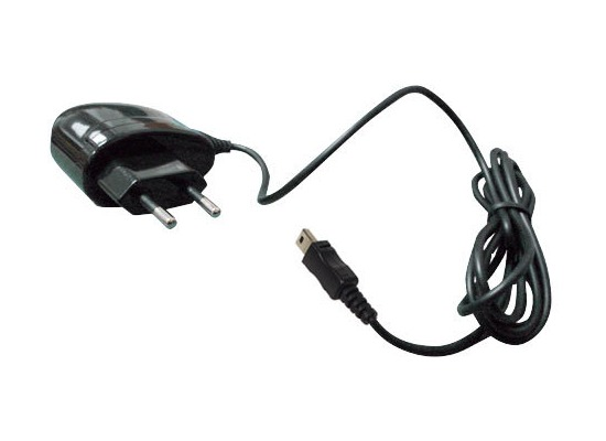 Pedea Universal-Reiselader Micro-USB, 1.0A, schwarz