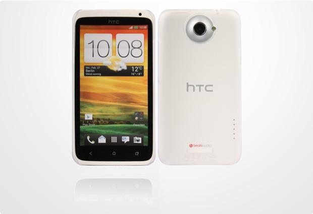 Twins Micro für HTC One X, transparent