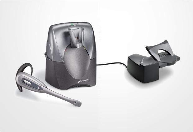 Plantronics CS60 inkl. Handhörer-Lifter HL10