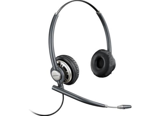 Plantronics EncorePro 700 Digital, Kopfbügel, binaural, Noise-Cancelling (NC)