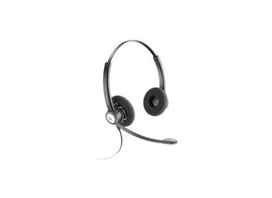 Plantronics Entera QD binaural (HW121N/A) Noise Cancelling