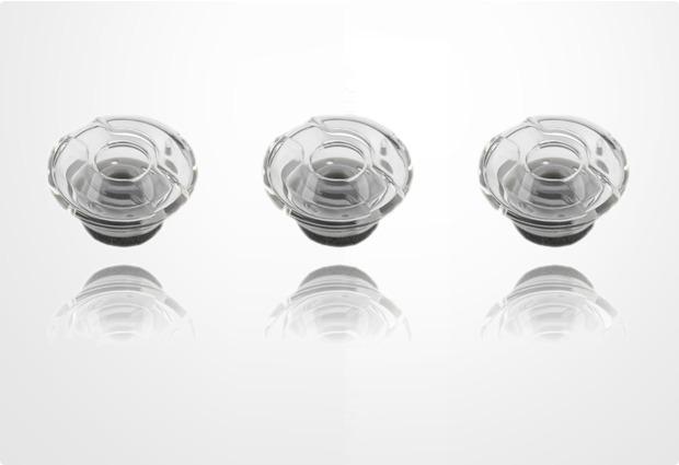 Plantronics Ersatz-Ohrstöpsel Größe M (3 Stück)