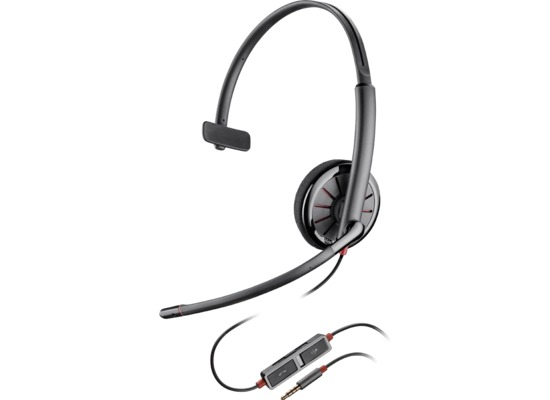 Plantronics Headset Blackwire C215, 3,5 mm, monaural