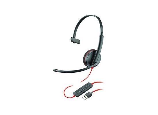 Plantronics Headset Blackwire C3210 monaural USB