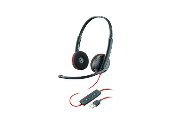 Plantronics Headset Blackwire C3220 binaural USB