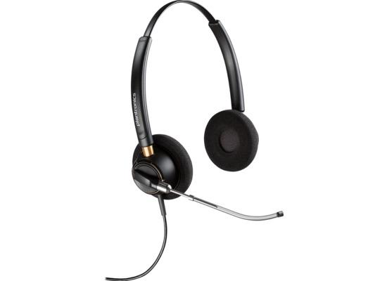 Plantronics Headset EncorePro binaural (HW520V)