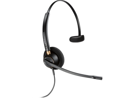Plantronics EncorePro 500 Digital, Kopfbügel, monaural, Noise-Cancelling (NC)