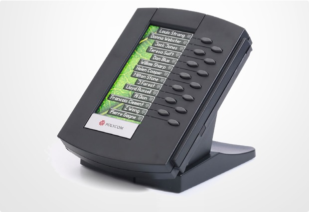 Polycom Erweiterungsmodul für SoundPoint IP670