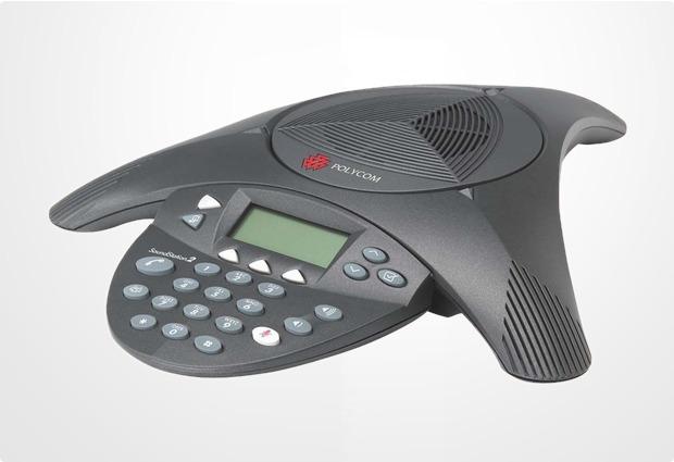 Polycom SoundStation 2 mit Display