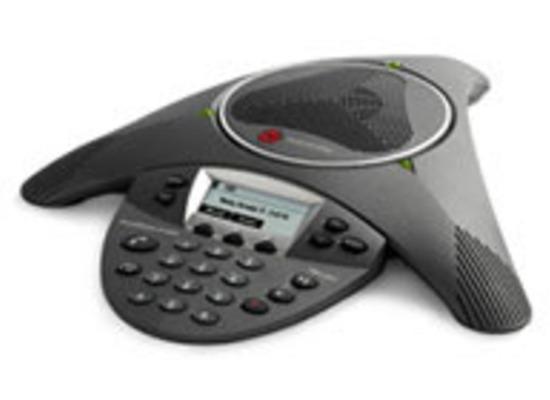 Polycom SoundStation IP6000 SIP (inkl.Netzteil)